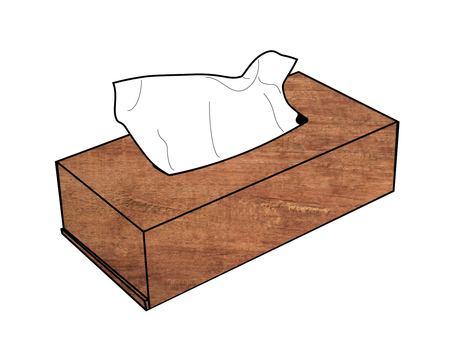 Box tissue