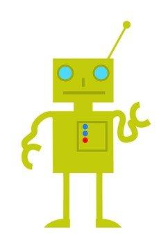 Robot (Yellow)