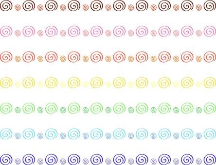 Haniwa _ spinning line