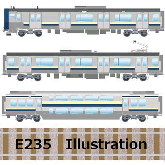 Series E235 Yokosuka Line