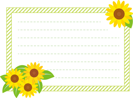 Free Illustration Sunflower Sunflower
