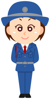 Guard female