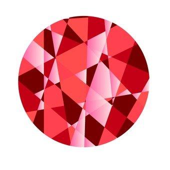 Jewelry - red