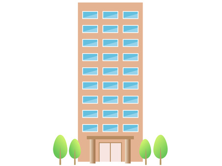 70111. High-rise building