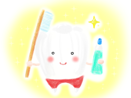 Toothpaste (with background)