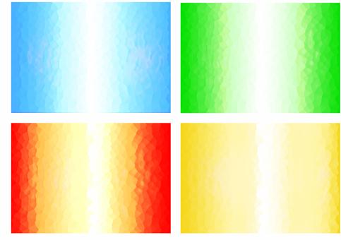 Crystal-like wallpaper Small pattern type