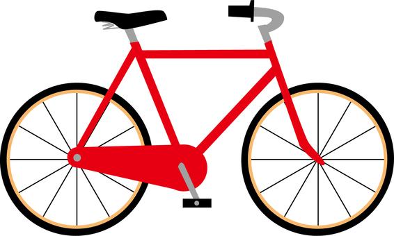 빨간 자전거