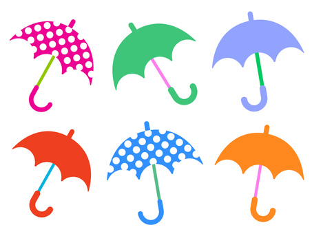 51. Umbrella illustration 5