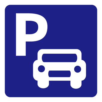 Icon-Parking-Blue ver.