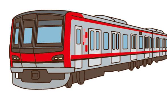 東武鉄道 70000系