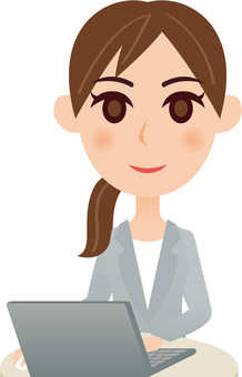 Working woman - OL_PC