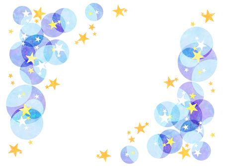 별과 점 01