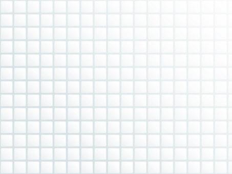 White tile pattern