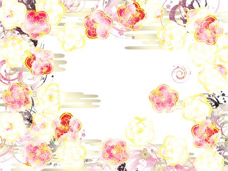 Plum blossoms image