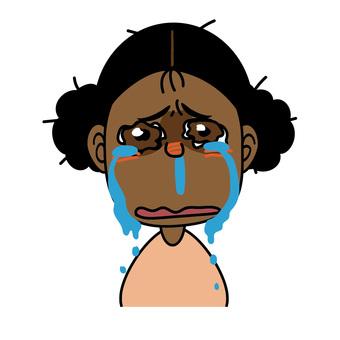 Cry like a girl _C waterfall