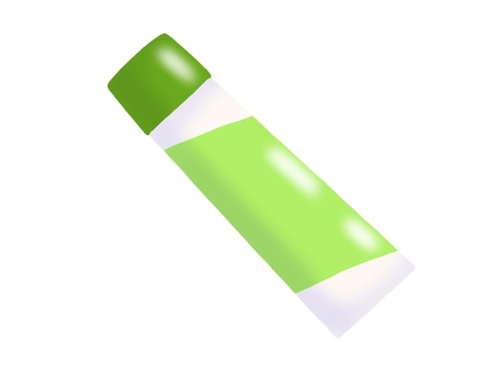 Wasabi tube (no letters and no main line)