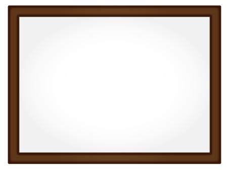 Simple frame frame