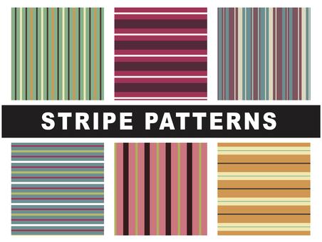 스트라이프 패턴