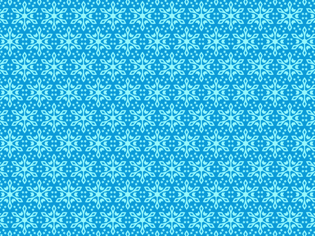 Background - Snow Crystal 02