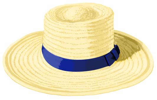 Straw hat A