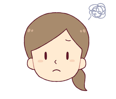 Expression - Confused (Female)