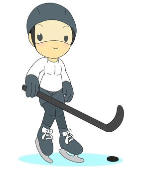 Ice hockey men