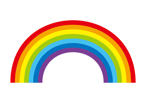 Rainbow material 02