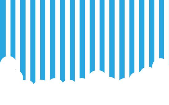 Light blue stripes background