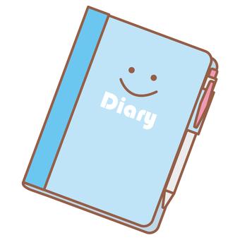 Diary and diary of diary