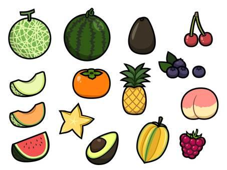 Assorted fruit 2