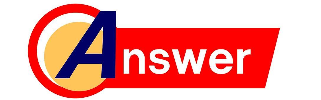 Answer logo