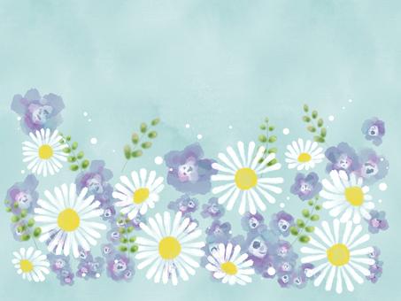 Flower illustration 08