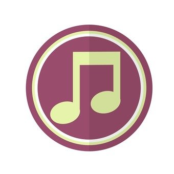 음악 아이콘