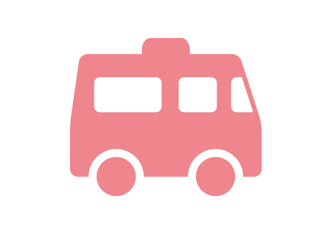 Ambulance _ Icon _ Pink