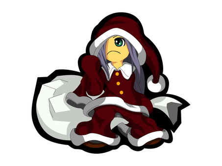 Grandchild Santa 3