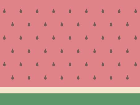 Watermelon Pattern Wallpaper