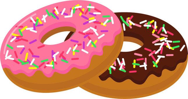 도넛 _2 개