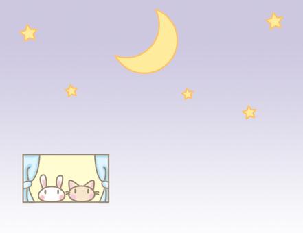Usagenki Night Sky