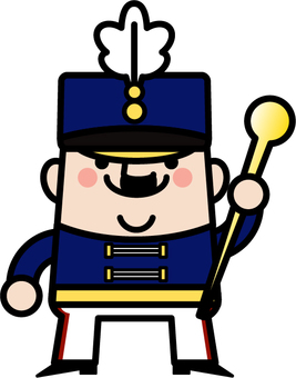 Uncle Fairy Marching Conductor