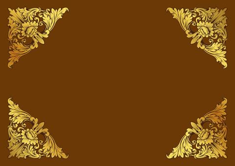 Border decoration 3