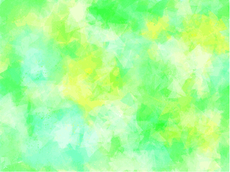 Water color texture yellow green
