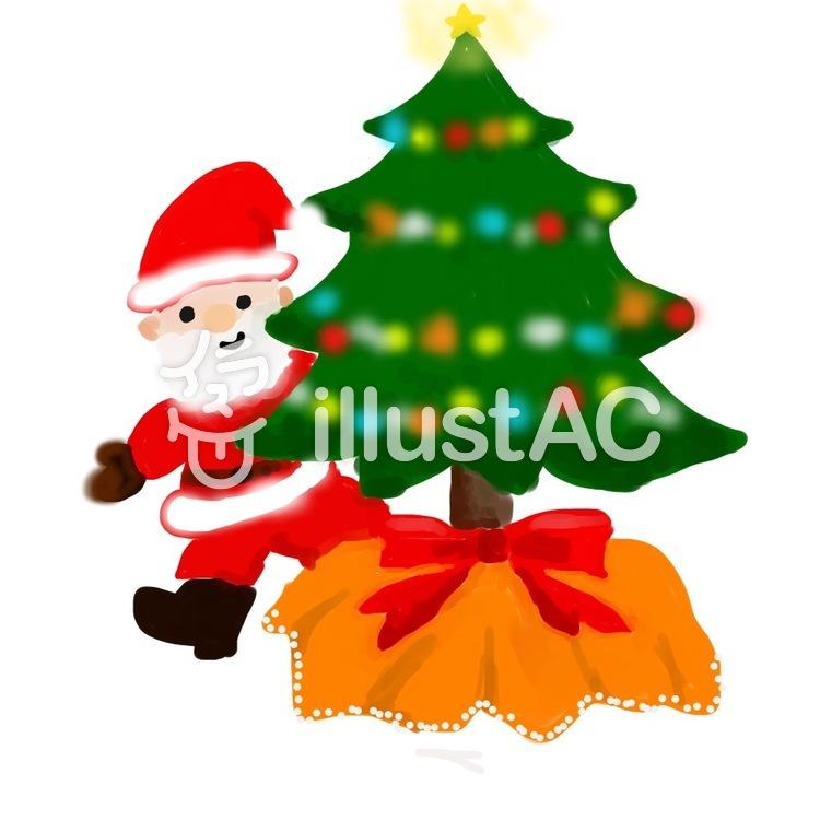 サンタクリスマスイラスト No 601852無料イラストならイラストac