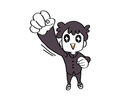 Student (School Run Boy) 06