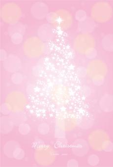 Christmas tree and illumination