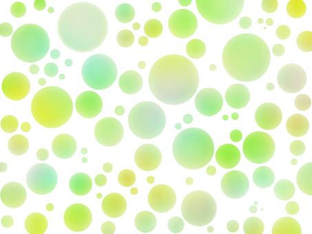 Polka dot wallpaper dot pattern background material illustration