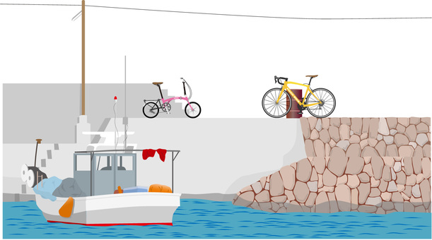 Breakwater Bicycle 3