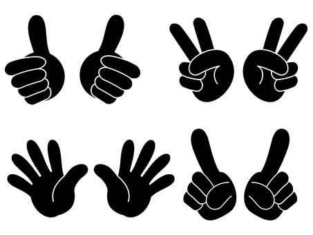 Hand sign 06
