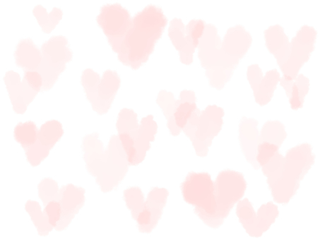 Background Fluffy Heart