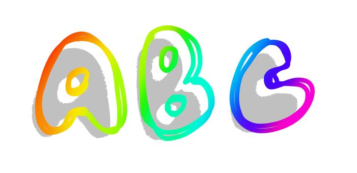 ABC (Rainbow)