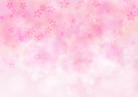 Spring Material 115 Cherry Background